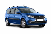 Lada Largus 5 New
