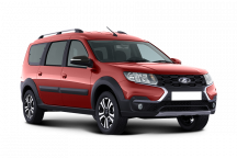 Lada Largus Cross 5 New